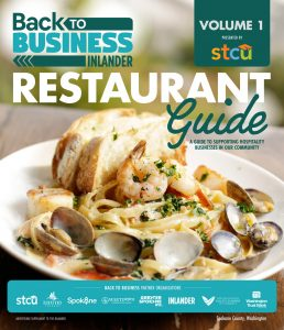 Back to Business Restaurant Guide Vol 1: Cover Image
